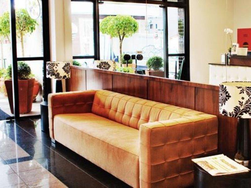 Bourbon Batel Express Hotel Lounge/Empfang