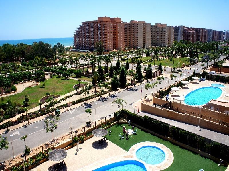 Apartamentos Vacaciones Azahar Außenaufnahme
