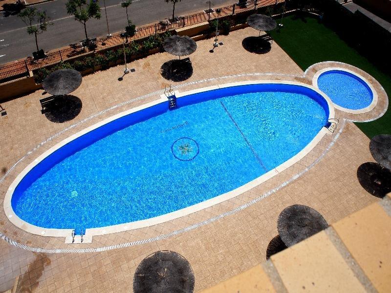 Apartamentos Vacaciones Azahar Pool
