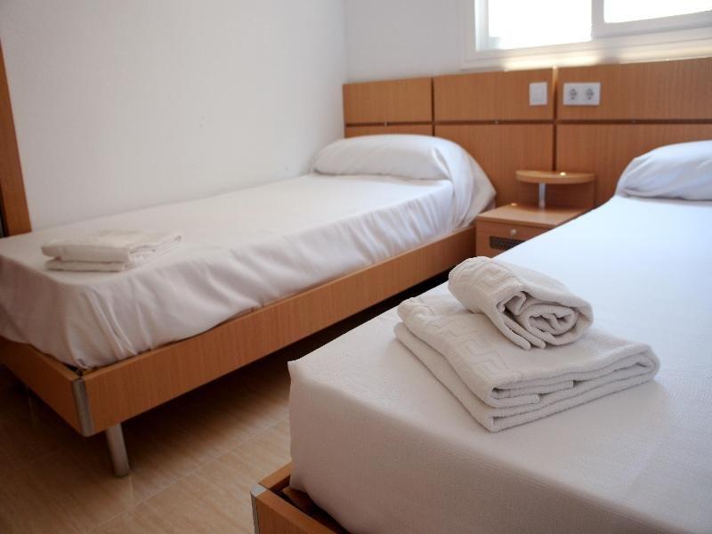 Apartamentos Vacaciones Azahar Wohnbeispiel
