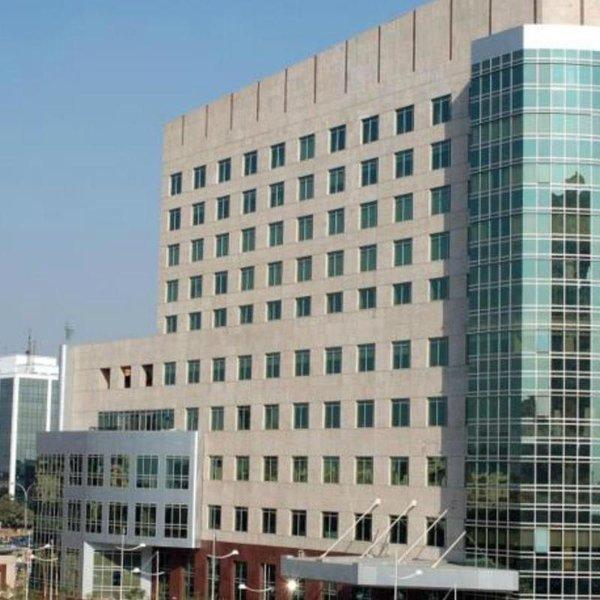 Fortune Select Global Gurgaon Außenaufnahme