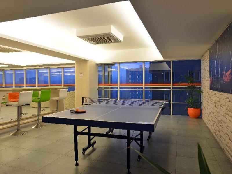 HARRIS Hotel & Convention Ciumbuleuit Bandung Sport und Freizeit