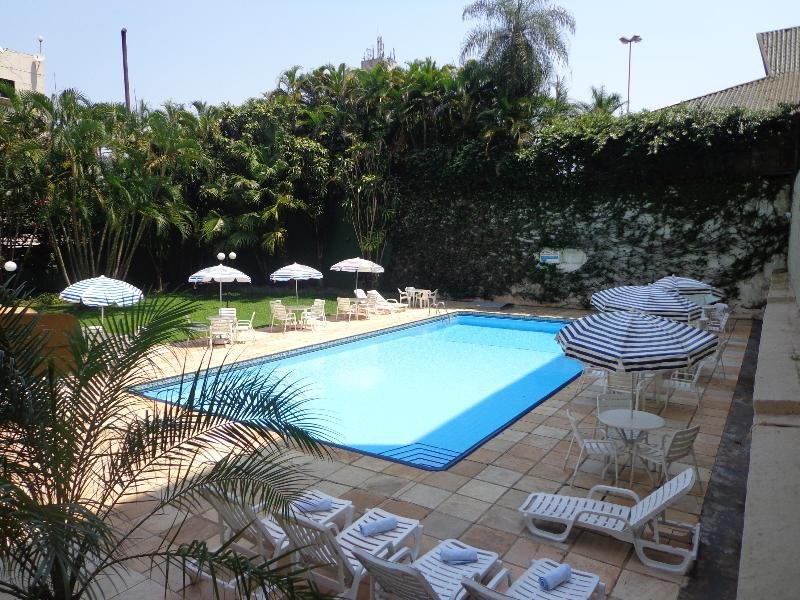 Foz Presidente Hotel Pool