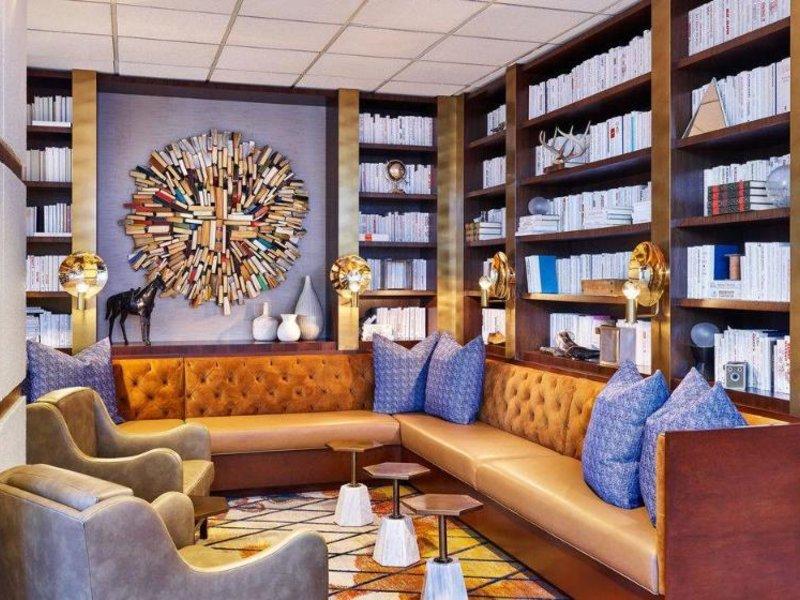 Sheraton Austin at the Capitol Lounge/Empfang
