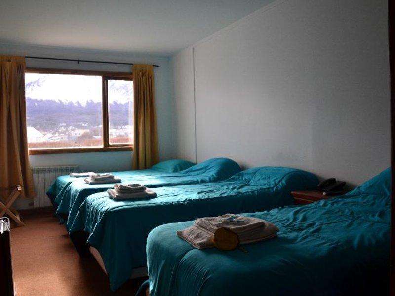 Hosteria Via Rondine Wohnbeispiel