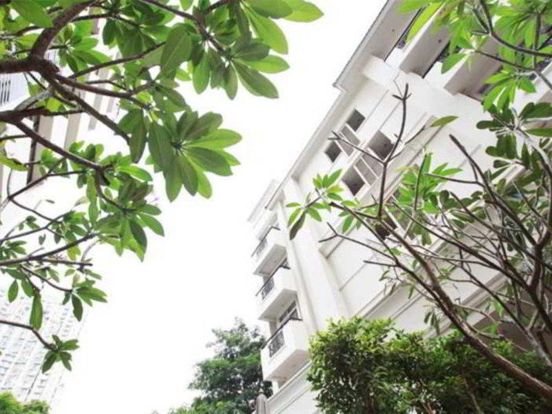 Asoke Residence Sukhumvit Garten