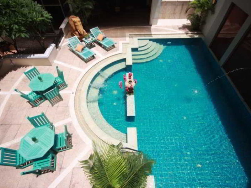 Asoke Residence Sukhumvit Pool