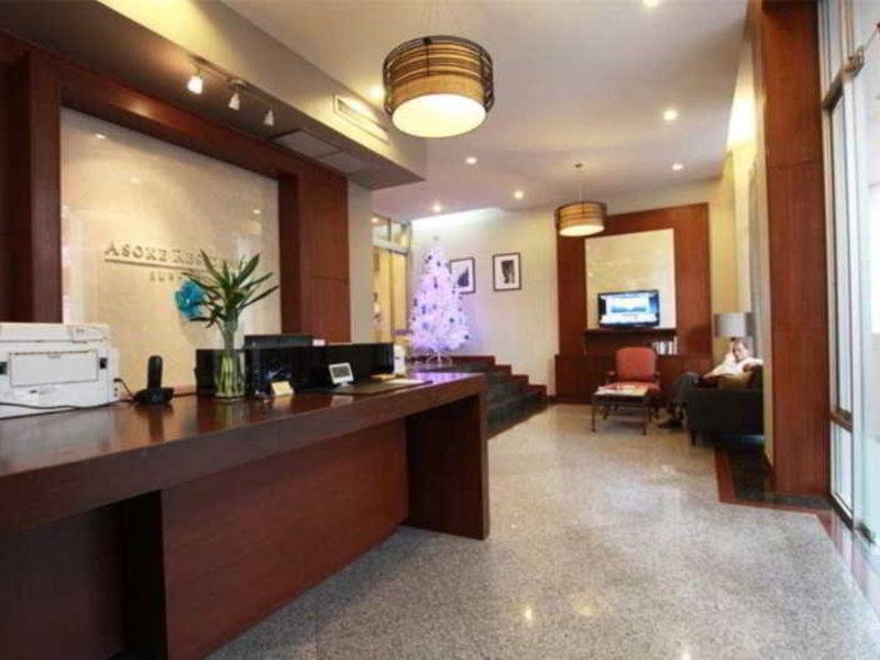 Asoke Residence Sukhumvit Lounge/Empfang