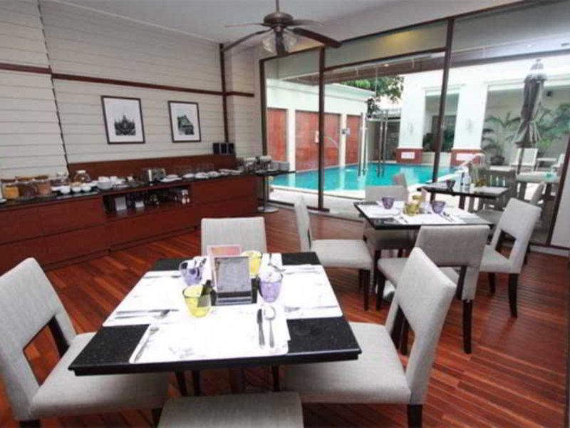 Asoke Residence Sukhumvit Restaurant
