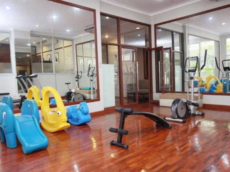 Asoke Residence Sukhumvit Sport und Freizeit