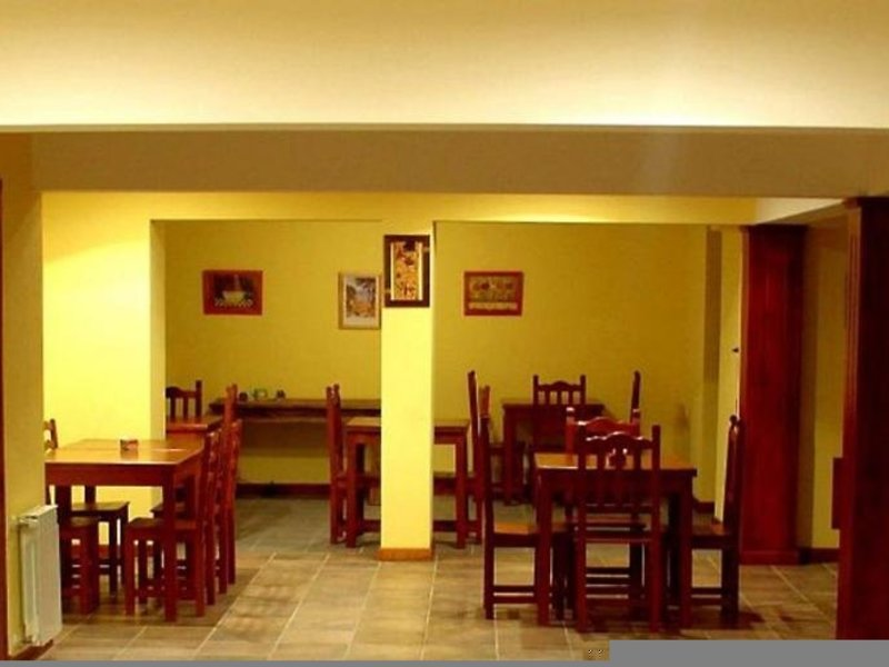 Hosteria Via Rondine Außenaufnahme