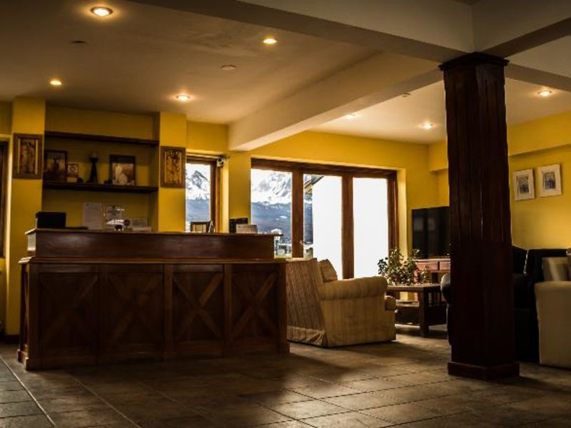 Hosteria Via Rondine Lounge/Empfang