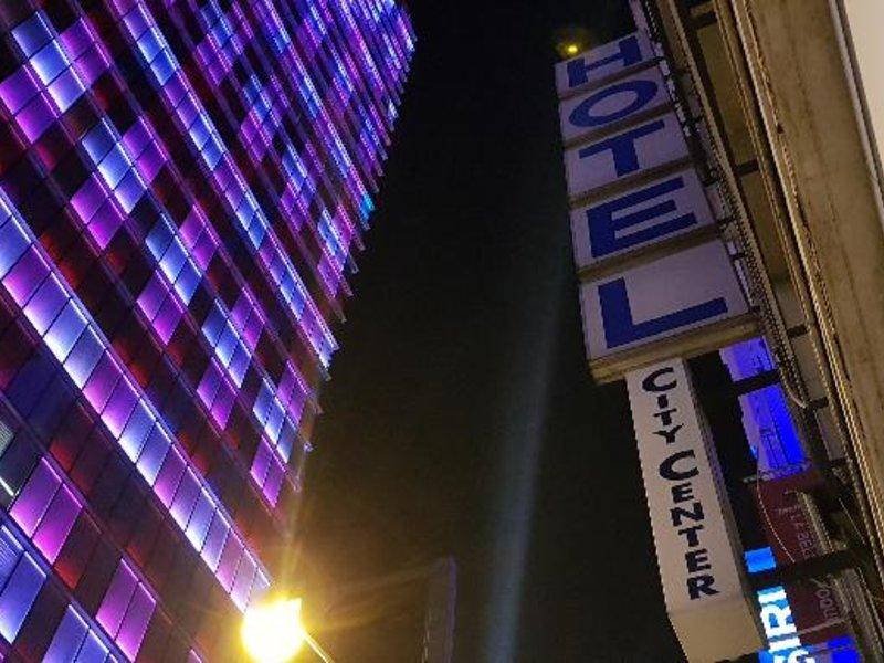 Galaxy Hotel Lounge/Empfang