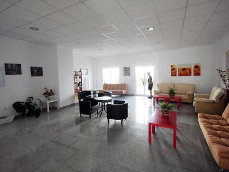 Nerjaluna Apartments Lounge/Empfang