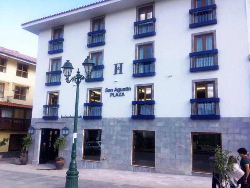 San Agustin Plaza Außenaufnahme