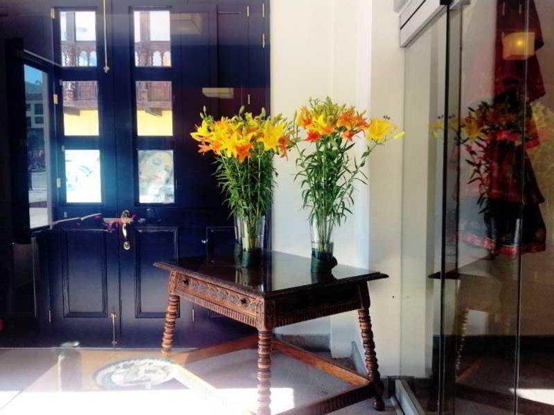 San Agustin Plaza Lounge/Empfang