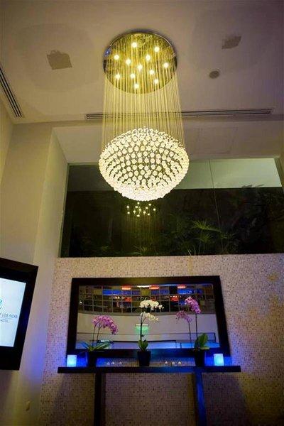Hotel & Spa Golf Los Incas Lounge/Empfang
