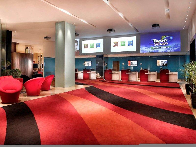 ibis Bandung Trans Studio Lounge/Empfang