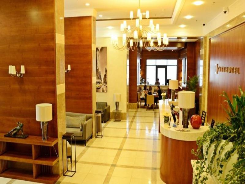 Cityhotel Kiew Lounge/Empfang
