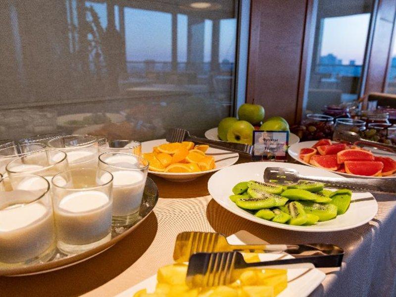 Cityhotel Kiew Restaurant
