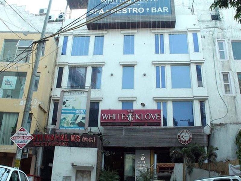 FabHotel White Klove Außenaufnahme