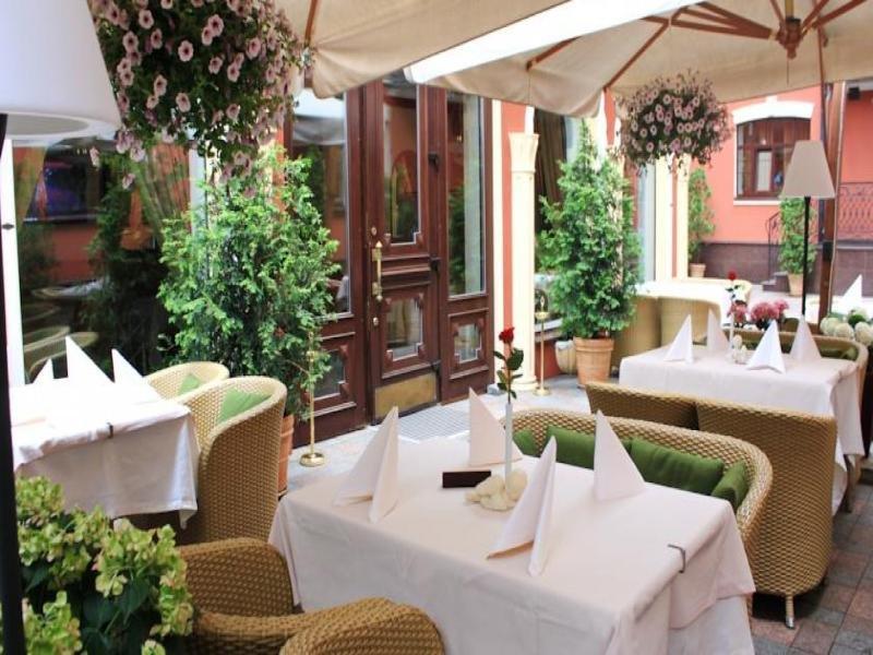 Podol Plaza Restaurant