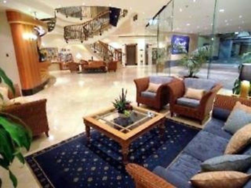 Landmark Resort Lounge/Empfang