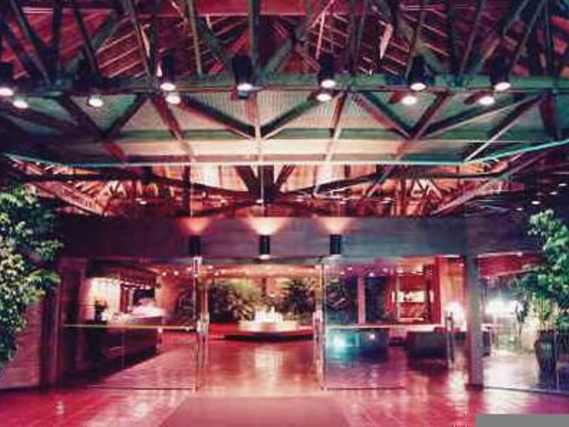 Hotel Colonial Iguacu  Lounge/Empfang