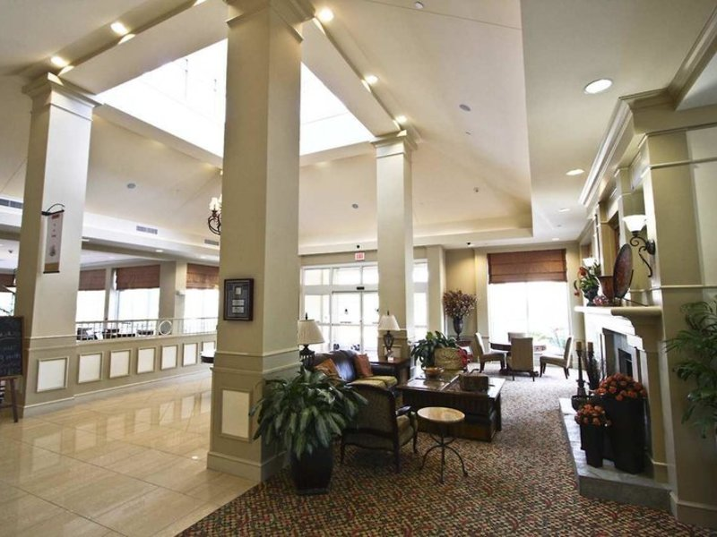 Hilton Garden Inn Houston/Galleria Area Lounge/Empfang