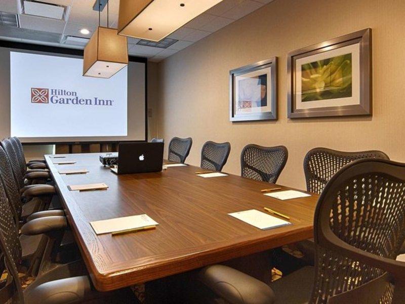 Hilton Garden Inn Houston/Galleria Area Konferenzraum