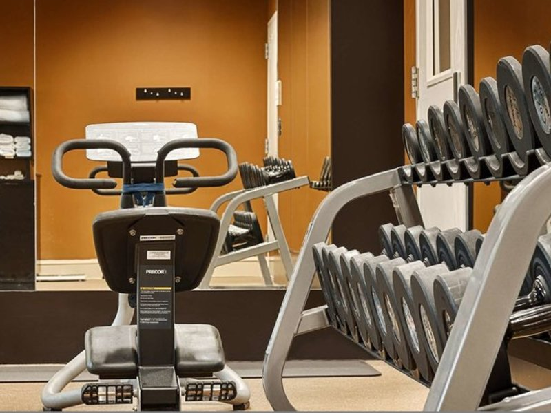 Hilton Garden Inn Houston/Galleria Area Sport und Freizeit