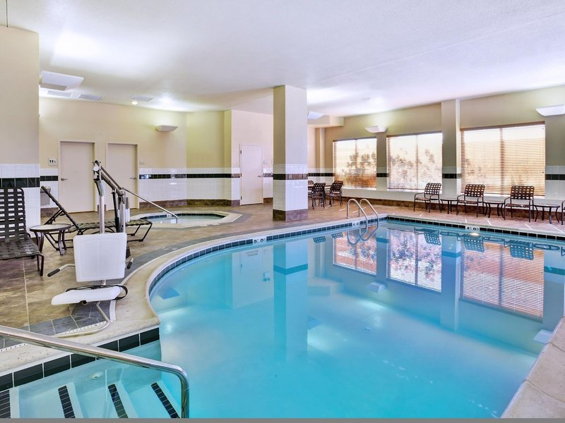 Hilton Garden Inn Chicago/Midway Airport Pool