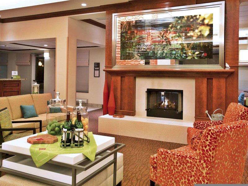 Hilton Garden Inn Chicago/Midway Airport Lounge/Empfang