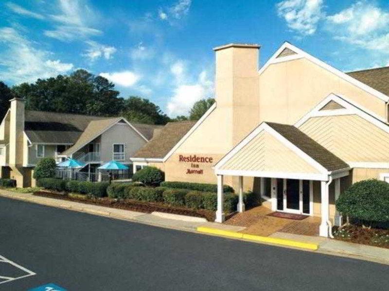 Residence Inn By Marriott Atlanta Buckhead Außenaufnahme