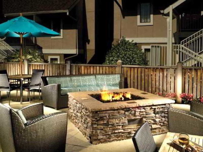 Residence Inn By Marriott Atlanta Buckhead Terrasse