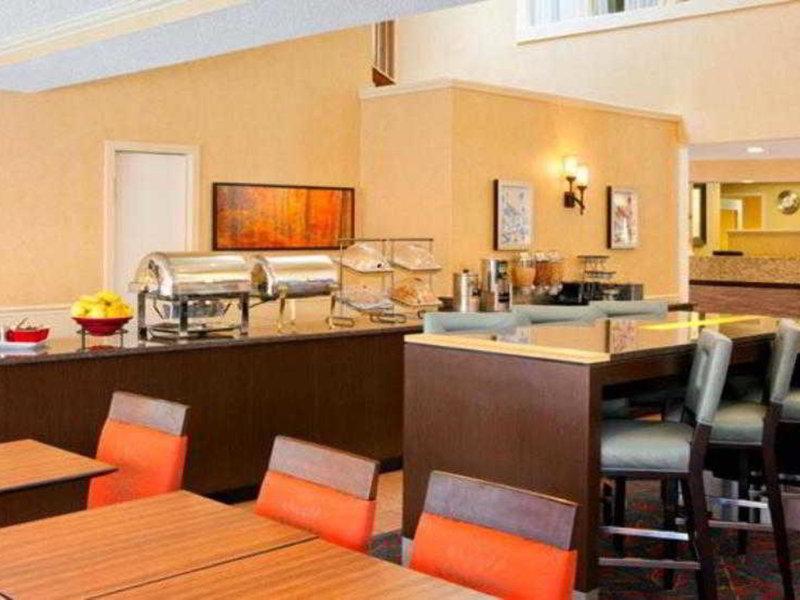 Residence Inn By Marriott Atlanta Buckhead Restaurant