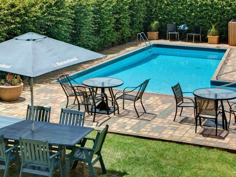 Comfort Inn Haven Marina Pool