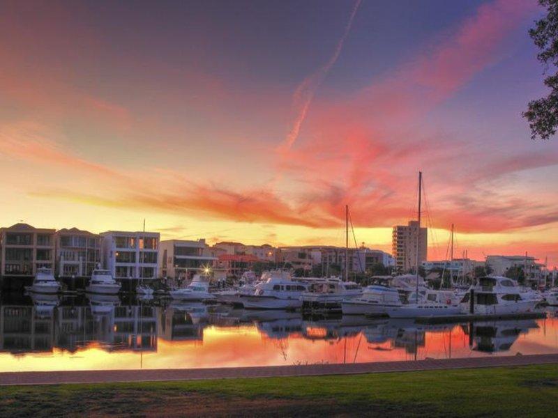 Comfort Inn Haven Marina Landschaft