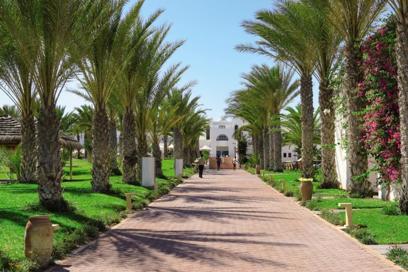 Hotel Club Palm AzurGarten