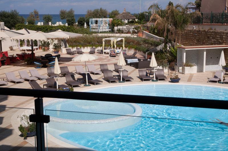 Cefalu Sea Palace Pool