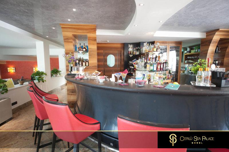Cefalu Sea Palace Bar