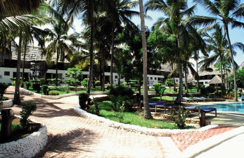 Paradise Beach ResortAuߟenaufnahme