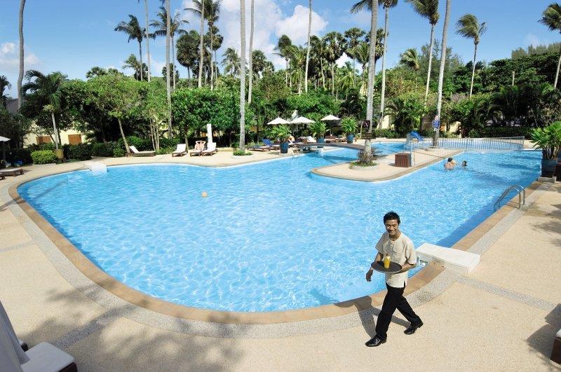 All Seasons Naiharn PhuketPool