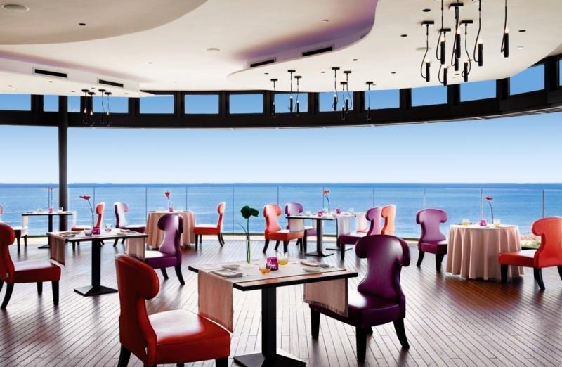 Bohemia Suites & Spa - ErwachsenenhotelRestaurant