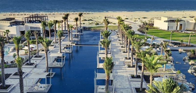 Park Hyatt Abu Dhabi Hotel & VillasStrand