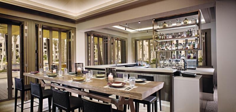 Park Hyatt Abu Dhabi Hotel & VillasRestaurant