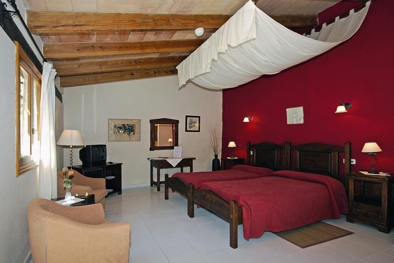 Hotel Rural Son JordaLounge/Empfang