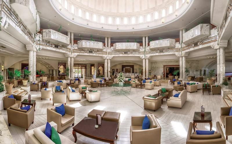 lti Djerba Plaza Thalasso & SpaLounge/Empfang
