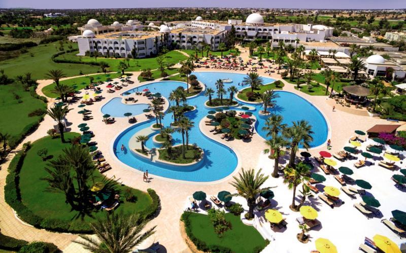 lti Djerba Plaza Thalasso & SpaAuߟenaufnahme
