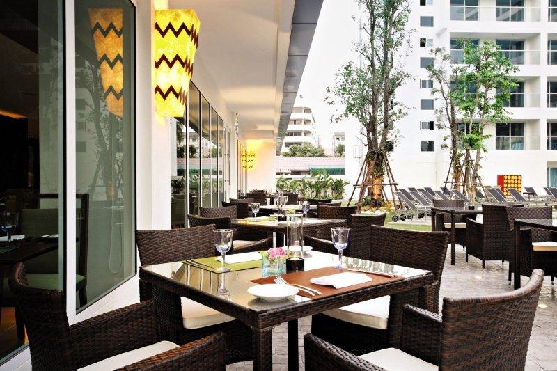 Centara Pattaya HotelRestaurant